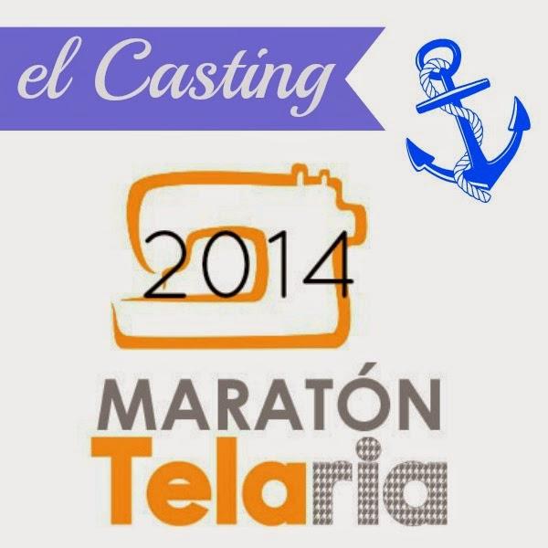 Casting Maraton Telaria 2014