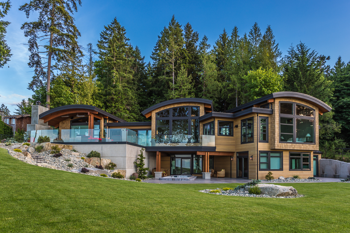 Modern house plans vancouver