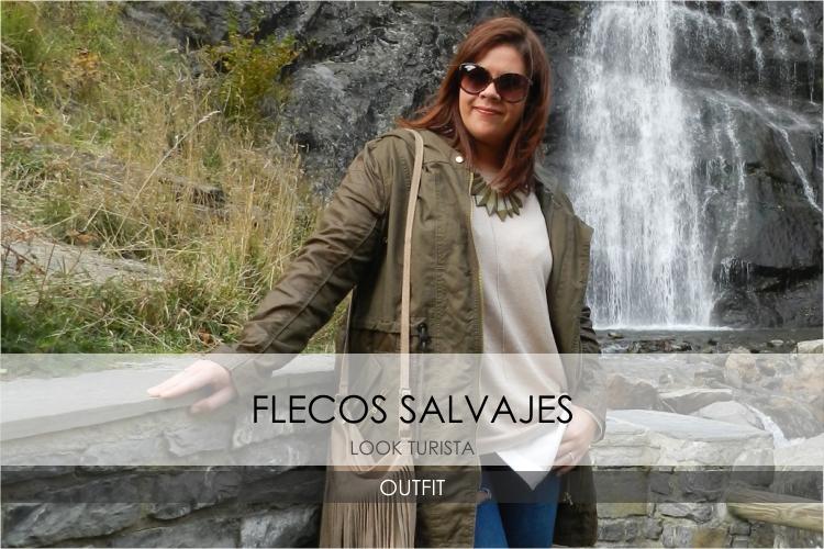 Flecos Salvajes · Outfit