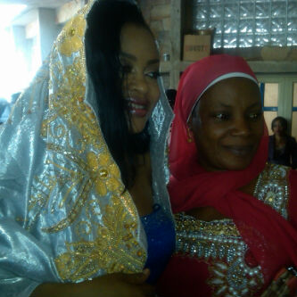 nkiru sylvanus married