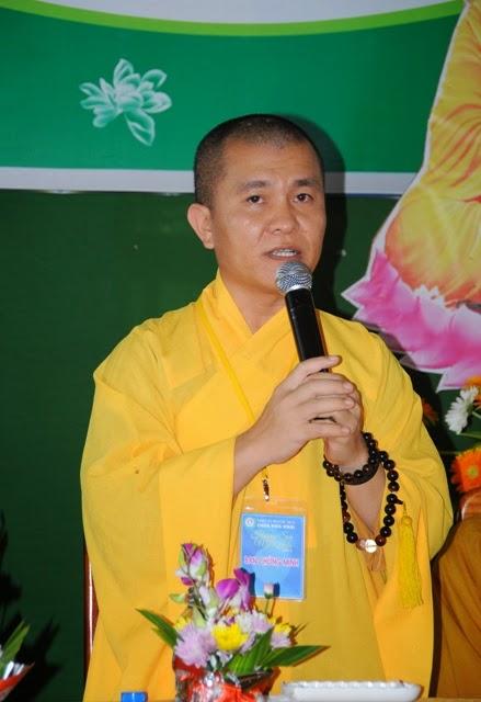 ĐĐ.Thich Quảng Hiền,khóa tu mùa hè,chùa hoa khai 2014