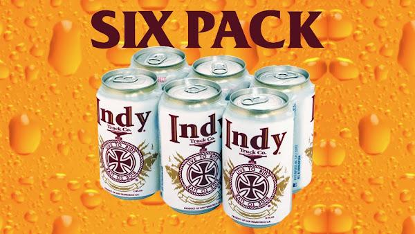 Daan van der Linden Six Pack!