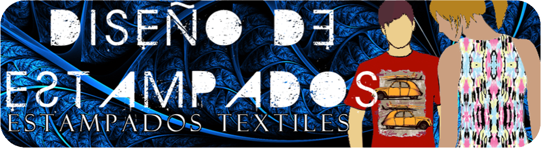 Diseño de Estampados Textil