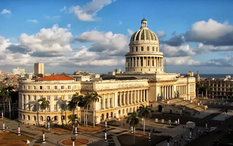 La Habana, Cuba, Capitolio Nacional ! ! !