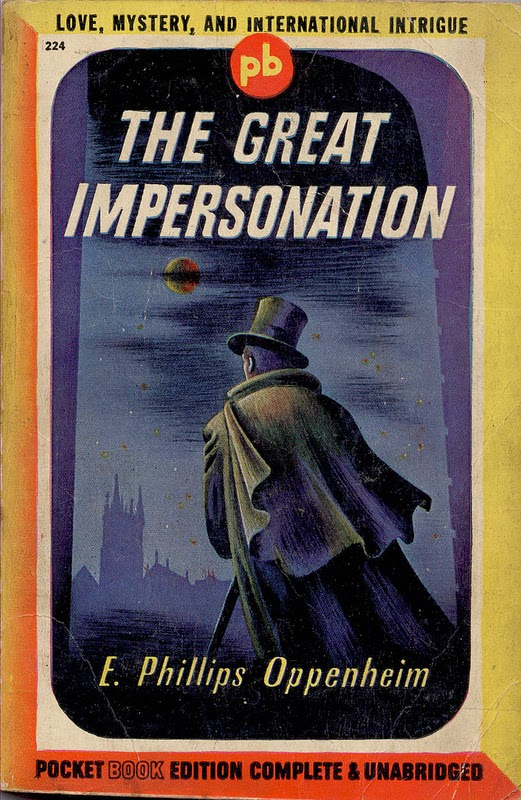the great impersonation by e phillips oppenheim