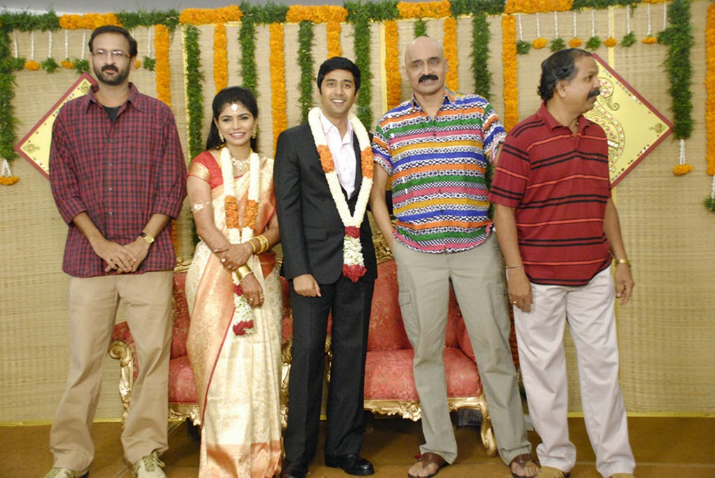 Rahul and Chinmayi wedding reception photos-HQ-Photo-18