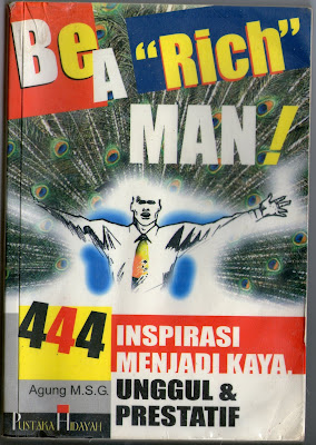 buku bekas murah | be a rich man