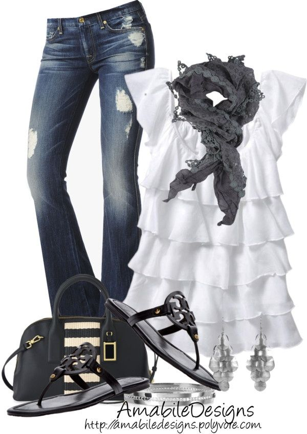 Classy Outfit For Summer