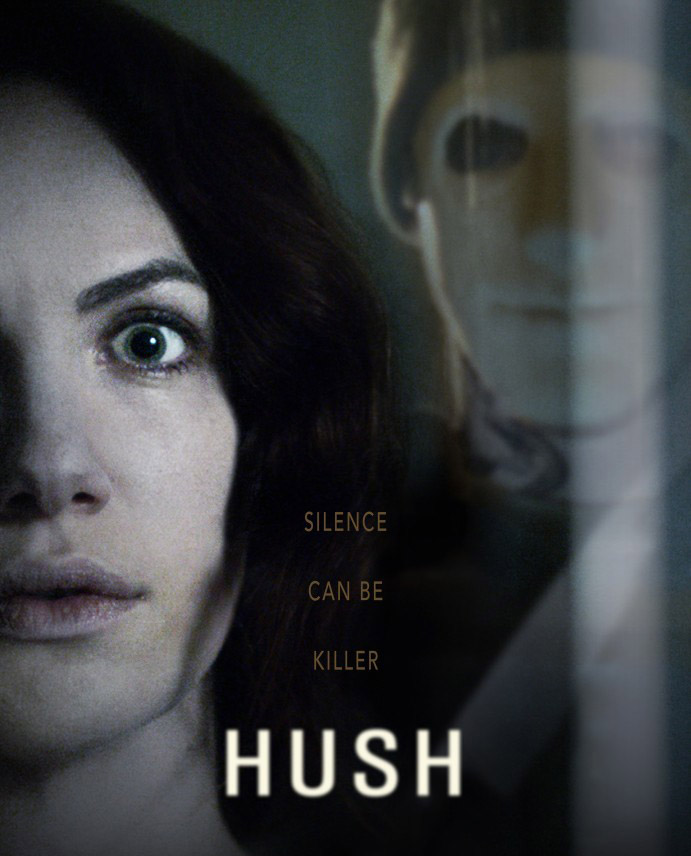 Hush: A Morte Ouve Torrent - WEBRip 720p e 1080p Dual Áudio (2016)