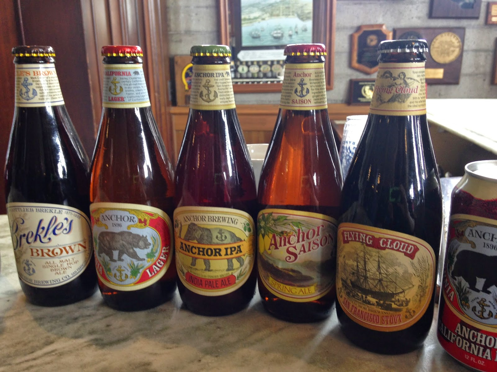 Anchor Brewing Tour