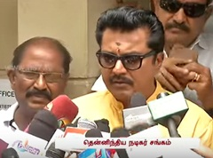 Sarath : Puli IT Raid Should Be Avoided At the Time of Movie