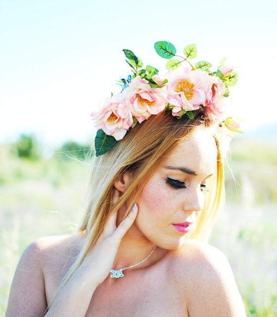DIY, Corona de Flores, Flower Crown, Hair accesories