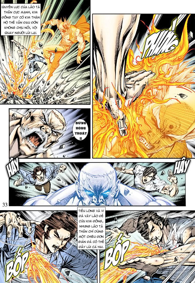 Tân Tác Long Hổ Môn chap 165 - Trang 32
