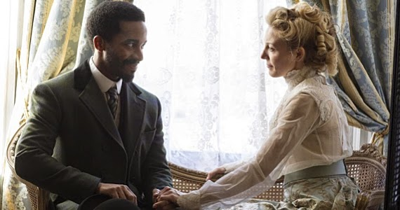 The Knick S01. Edwards y Cornelia