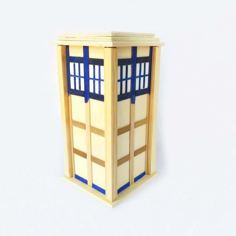 Tardis making of