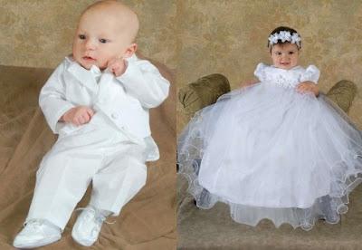 ropa bautizo bebe 8 meses