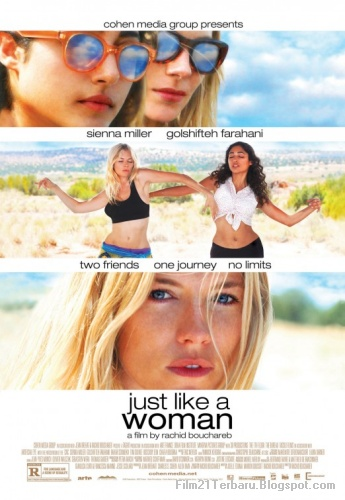 Just Like a Woman 2013 Bioskop