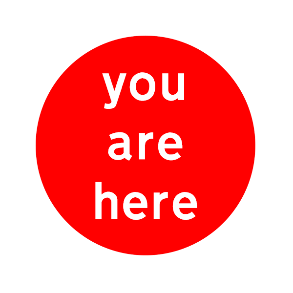 Here You Are