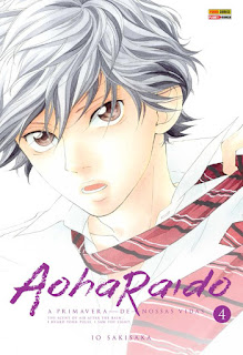 Checklist Shoujo/Josei - Setembro de 2015 Aoharaido #4