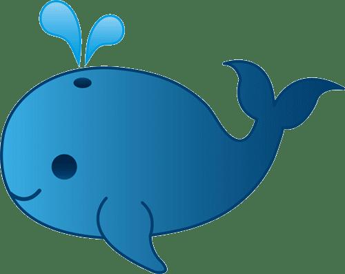Ballenas para imprimir