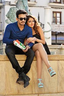 Akhil Sayesha Vinayak movie stills 003.JPG
