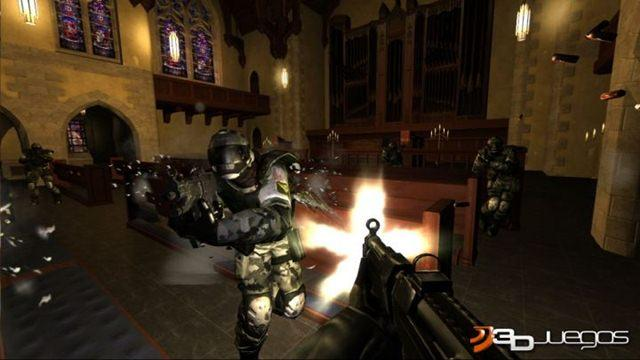 F.E.A.R. Files Xbox 360 Español Region Free Descargar DVD9 2012