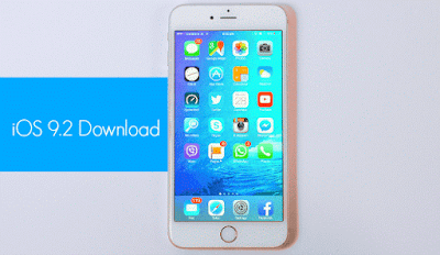 Apple Merilis Update Sistem Operasi iOS 9.2