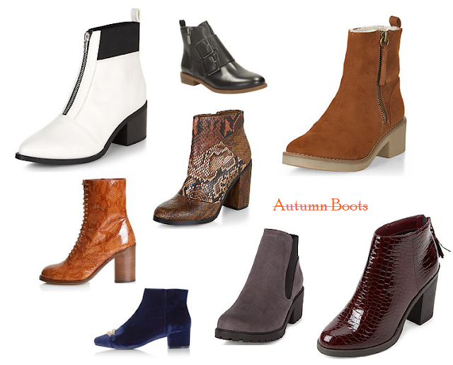 Picture of Autumn Boots Wishlist