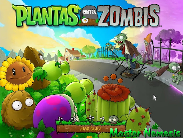 Plantas Vs Zombies Plantacontrazombies