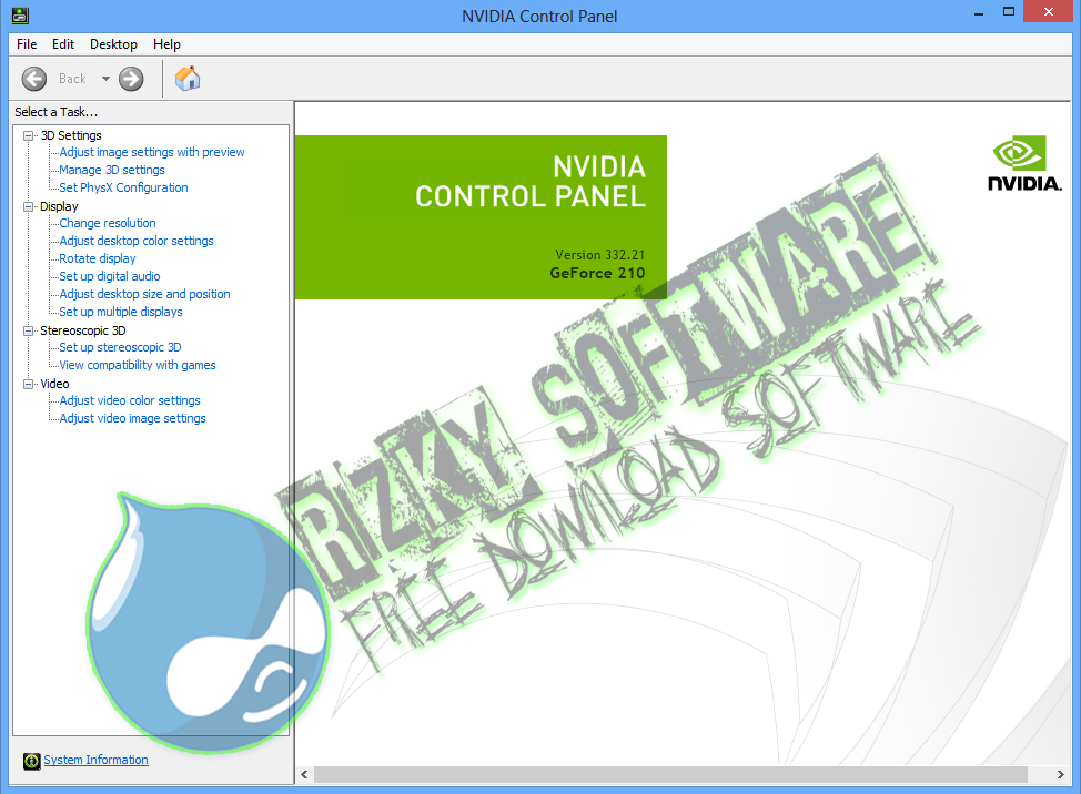 NVIDIA Forceware 337.88 WHQL (Windows 7/8 32-bit)