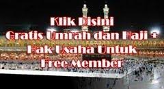Solusi menuju ke Baitullah by Umrah dan Haji Plus; Hubungi Kami, klik di bawah ini;