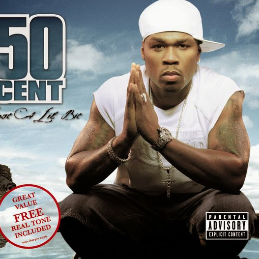 50 Cent - Just A Lil Bit - EP Cover