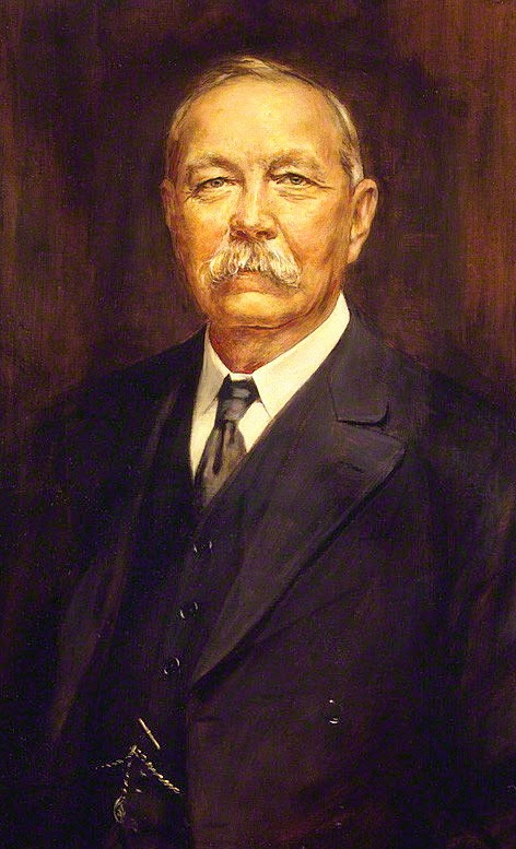 arthur conan doyle 4 essay Free essay: sir arthur conan doyle's life and sherlock holmes gabriel bingei march 4, 2013 mrs marie thompson english in this paper, every opinion from.