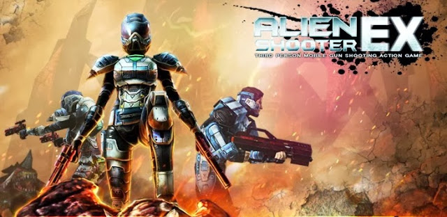 Alien Shooter EX APK DATA