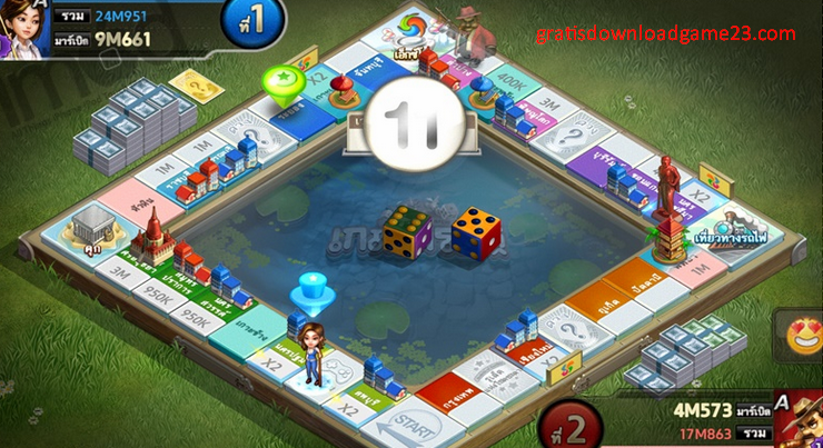 Download Game Let's Get Rich Apk for Android - Mirip Monopoli
