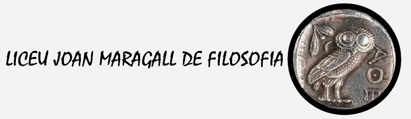 LICEU JOAN MARAGALL DE FILOSOFIA