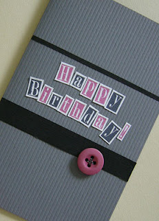 Ideas For A Homemade Birthday Card For Mom #1