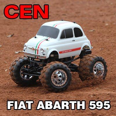 CEN FIAT ABARTH 595