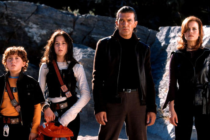 Spy Kids 2: Island of Lost Dreams (2002)