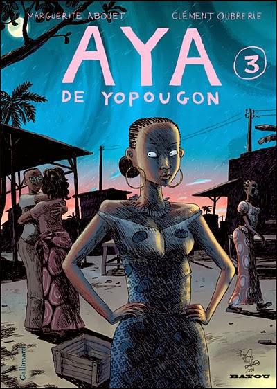 Aya de Yopougon 3,Marguerite Abouet, Clément Oubrerie,Norma Editorial  tienda de comics en México distrito federal, venta de comics en México df