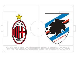 Prediksi Pertandingan Sampdoria vs AC Milan