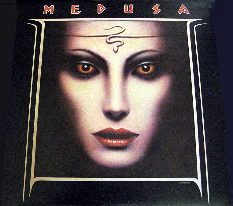 Medusa LP front (1978)