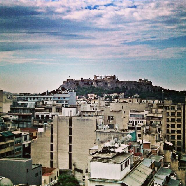 Athens. Acropolis. Best European cities.