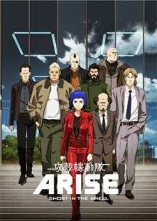 Ghost in the Shell: Arise – Alternative Architecture Capitulo 8
