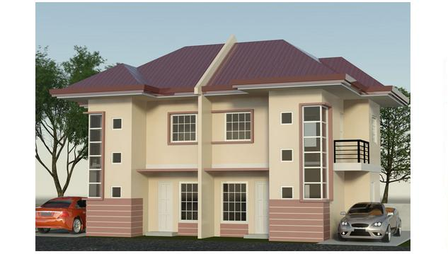 Virtacci Faith Two Storey Duplex House in Consolacion Cebu