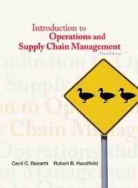 operations and supply chain management the core 3rd edition pdf