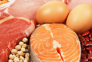 Dieta da proteína funciona de verdade! Ovos, peixes e carnes.