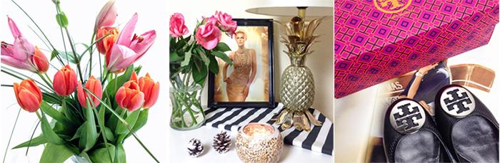Bild Instagram, Blogger, Geburtstagsgeschenke, Ananaslampe, Ballerinas