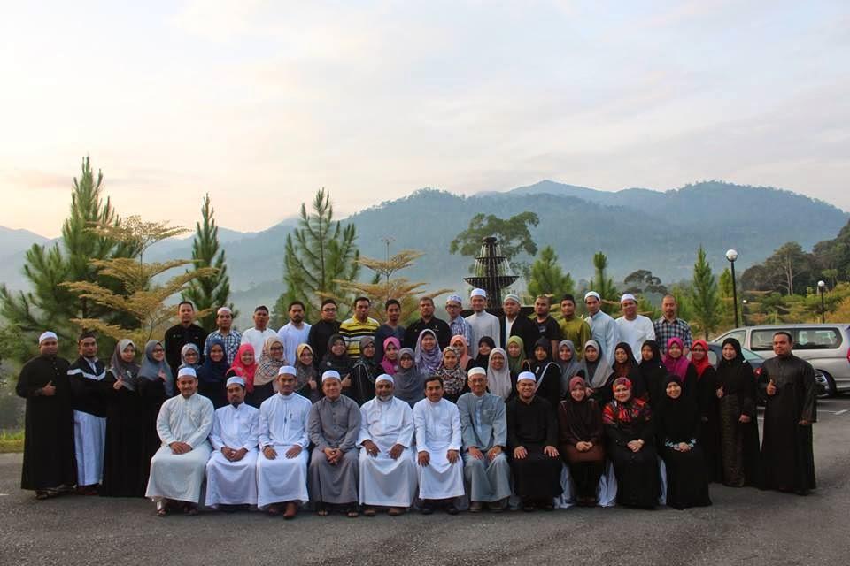 Bersama Warga Jab. Sumber Manusia Tabung Haji