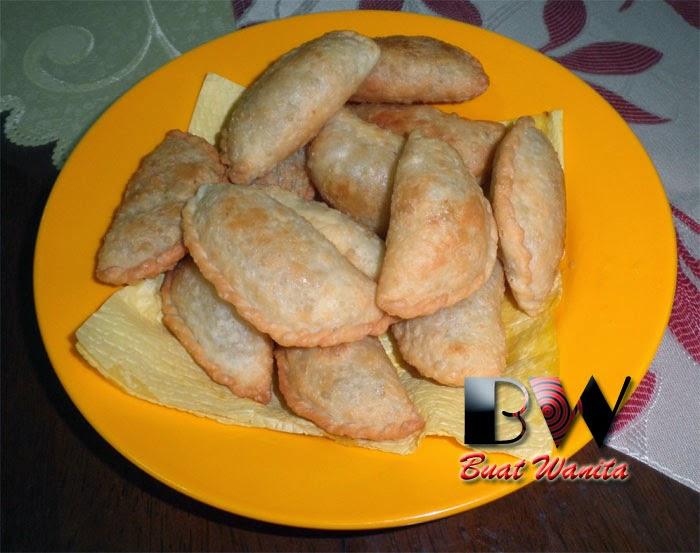 Resepi Karipap Kari Kentang Ayam Daging Sardin